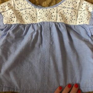 Baby gap 3t top in euc